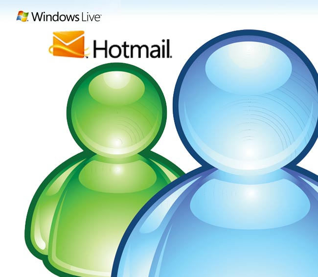 Hotmail e MSN